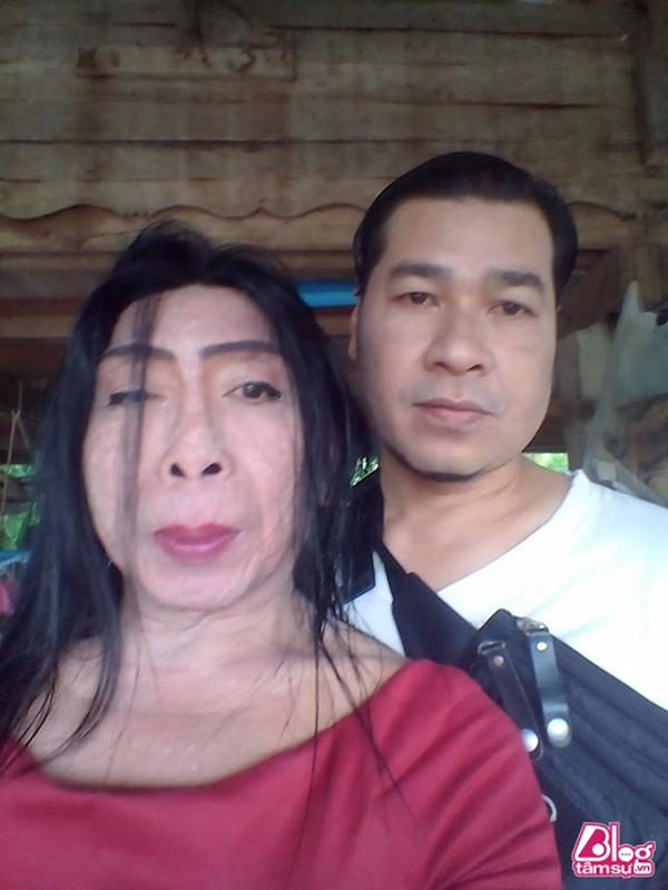 Cặp đôi được nhận xét là nhìn như ảnh mẹ và con