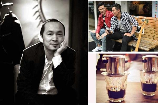 Vị nhạc sĩ tài ba của làng giải trí Việt đã có những trăn trở về cà phê Việt