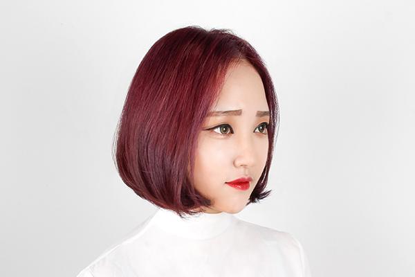 màu tóc làm đẹp hót cho thu 2017