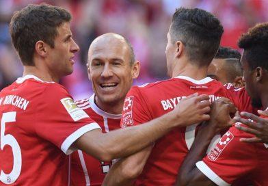 Vòng 8 Bundesliga: Allianz Arena đã có ánh hào quang