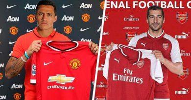 Sanchez và Mkhitaryan có thể xong ngay hôm nay