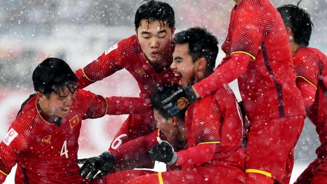U23 Việt Nam truyền cảm hứng cho bóng đá Việt Nam