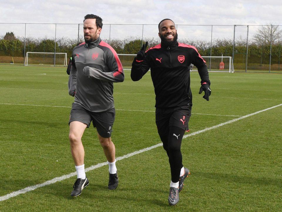 Arsenal đón tin vui mới trước đại chiến Arsenal