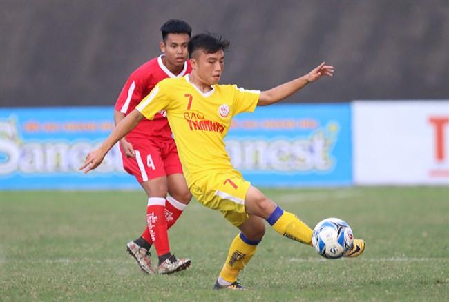 U19 SLNA vs U19 Đồng Nai, 15h00 ngày 9/3