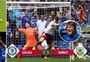 Chelsea từng thua bẽ mặt trước Burnley
