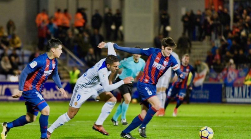Huesca vs Barcelona B