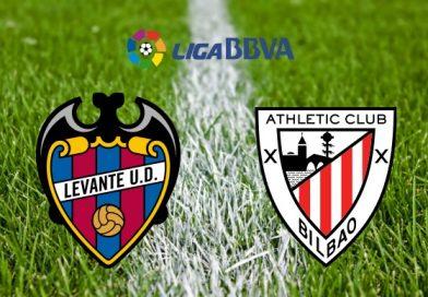 Nhận định Athletic Bilbao vs Levante 02h00, ngày 24/04