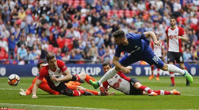 Chelsea hẹn MU trong trận chung kết FA Cup