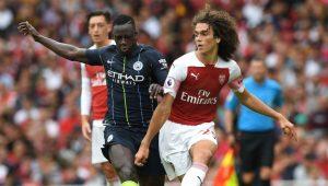 Guendouzi tỏ ra thiếu kinh nghiệm ở đấu trường cấp cao Premier League