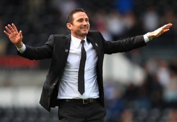 Lampard háo hức gặp Mourinho