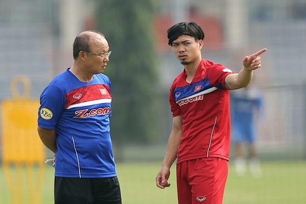 AFF Cup tới gần Công Phương có khả năng bị loại?