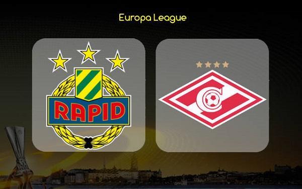 Nhận định Spartak Moscow vs Rapid Vienna
