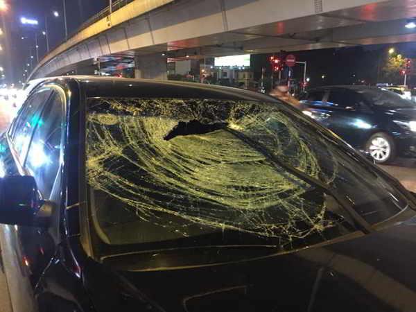 Tài xế say xỉn gây tai nạn liên hoàn khiến 2 bà bầu bị thương nặng