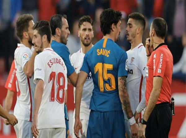 Sevilla 1-1 Atletico