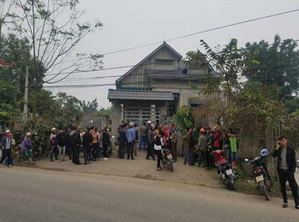 Hai mẹ con cô giáo bị sát hại ở Phú Thọ