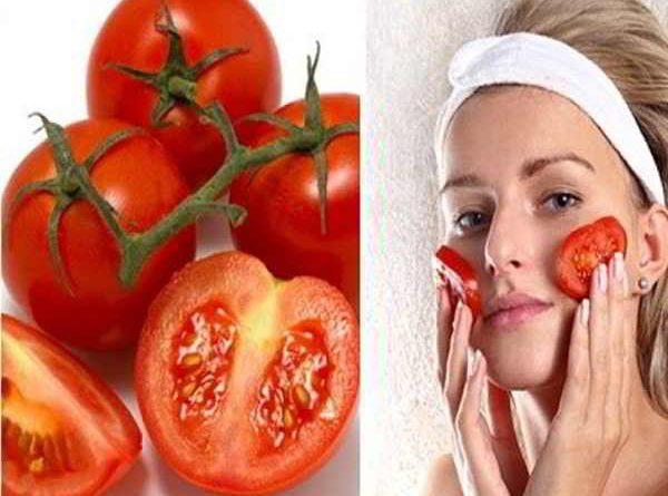 Đắp mặt nạ cà chua cho bạn làn da khỏe mạnh