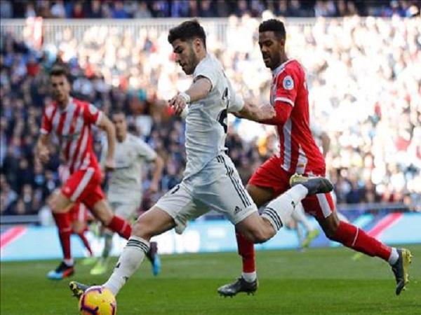 Real Madrid bị cắt mạch trận thăng hoa