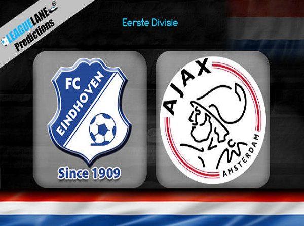 Nhận định FC Eindhoven vs Jong Ajax