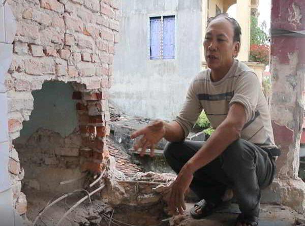 Em trai đặt mìn mưu sát gia đình anh ruột khiến 3 người bị thương
