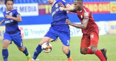 Bình Dương để ngỏ khả năng Tiến Linh trở lại thi đấu tại AFC Cup