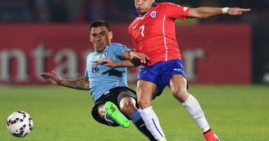 Phân tích tỷ lệ kèo trận Chile vs Uruguay (6h00 ngày 25/6)