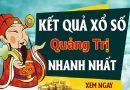 Dự đoán kết quả XS Quảng Trị Vip ngày 18/07/2019