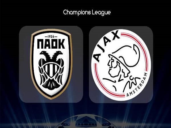 Soi kèo PAOK vs Ajax, 0h00 ngày 7/08