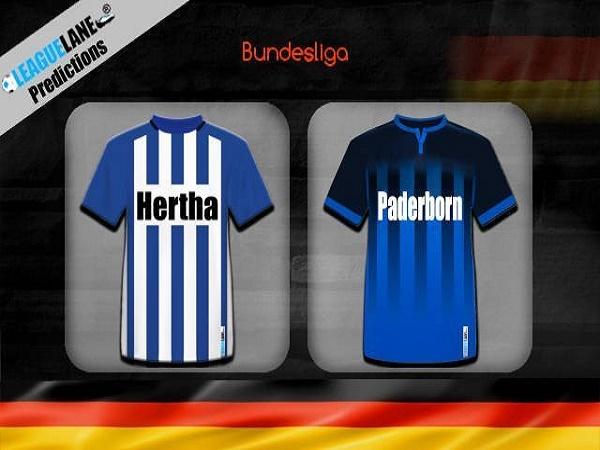 Nhận định Hertha Berlin vs Paderborn 07, 20h30 ngày 21/09