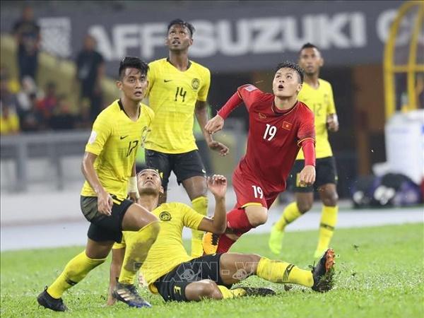 Malaysia đặt mục tiêu có điểm tại Mỹ Đình