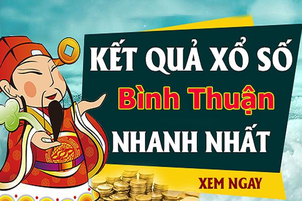 Soi cầu XS Bình Thuận chính xác thứ 5 ngày 05/09/2019