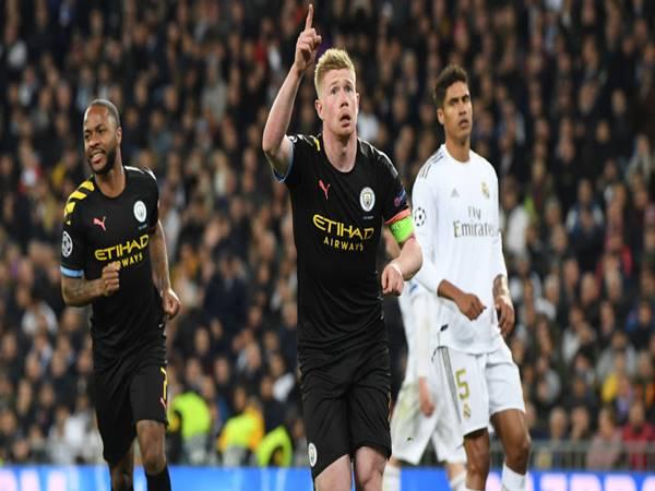 Ấn định thời điểm đá trận lượt về Man City - Real