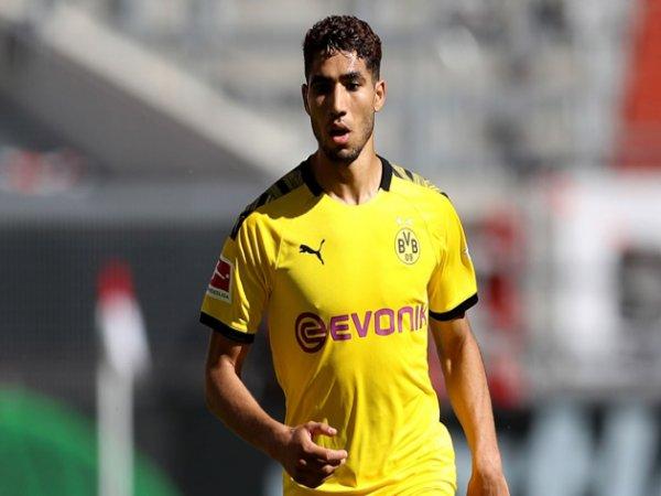 Inter bất ngờ đạt thỏa thuận 5 năm với Hakimi