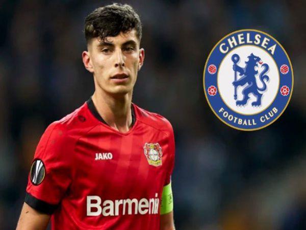 Chelsea bán 6 cầu thủ để mua Kai Havertz