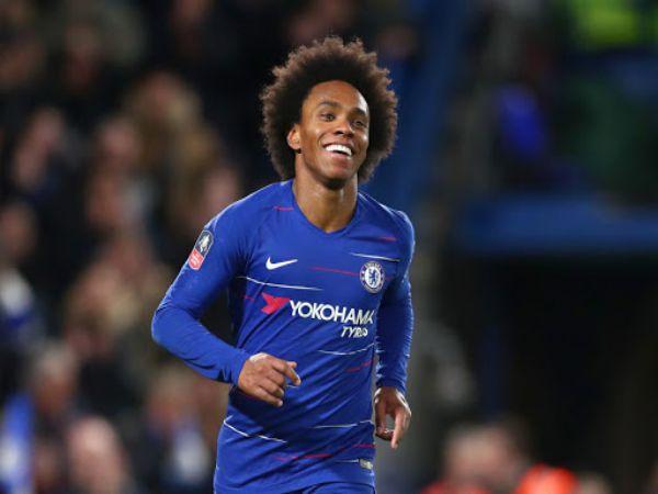 Willian có thể gia nhập kình địch của Chelsea