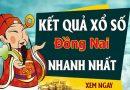 Soi cầu dự đoán XS Đồng Nai Vip ngày 01/07/2020