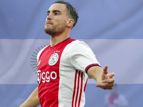 Chuyển nhượng chiều 24/8: Barca nhắm sao Ajax thế chỗJordi Alba