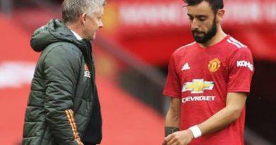 Tin bóng đá 24/11: Solskjaer muốn Bruno Fernandes được nghỉ ngơi