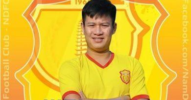 Thể thao tổng hợp 5/12: DNH Nam Định tậu tân binh từ SHB Đà Nẵng