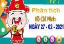 Phân tích XSHCM ngày 27/2/2021 – Phân tích xổ số Hồ Chí Minh thứ 7