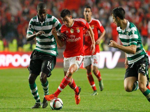 Soi kèo Sporting Lisbon vs Benfica, 04h30 ngày 2/2 - VĐQG Bồ Đào Nha