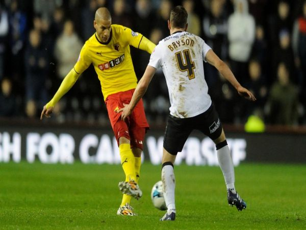 Soi kèo Watford vs Derby, 02h45 ngày 20/2 - Hạng nhất Anh