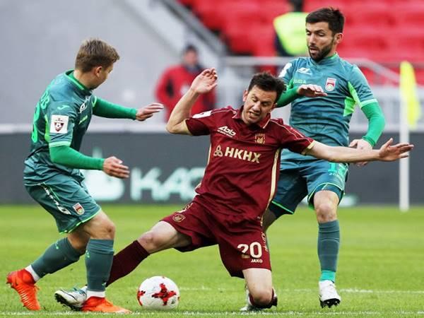 Nhận định tỷ lệ Rubin Kazan vs Khimki (23h00 ngày 19/3)