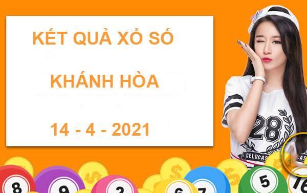 Phân tích sổ xố Khánh Hòa thứ 4 ngày 14/4/2021