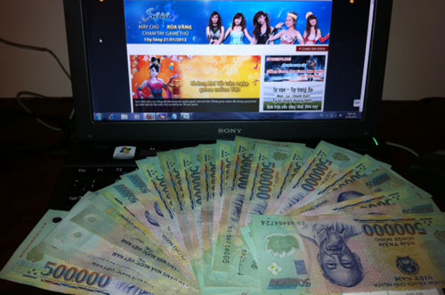 Game online nào kiếm tiền dễ nhất