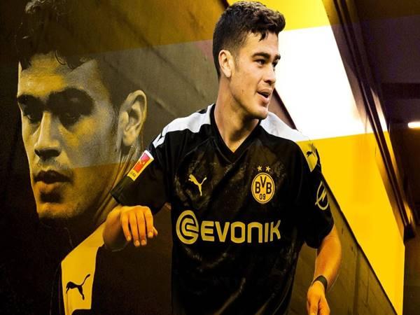 Tiểu sử Giovanni Reyna - Tiền vệ tấn công trẻ của Dortmund