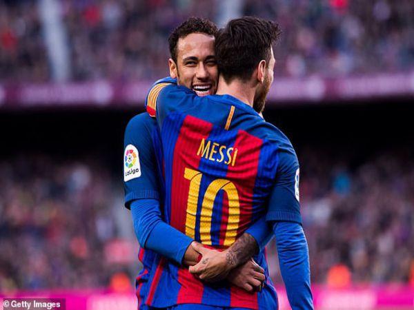 Tin bóng đá tối 16/4: Messi muốn tái hợp Neymar tại Barca