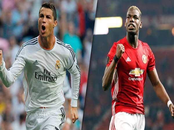 Tin thể thao chiều 30/5 : Man Utd đổi Pogba lấy Ronaldo