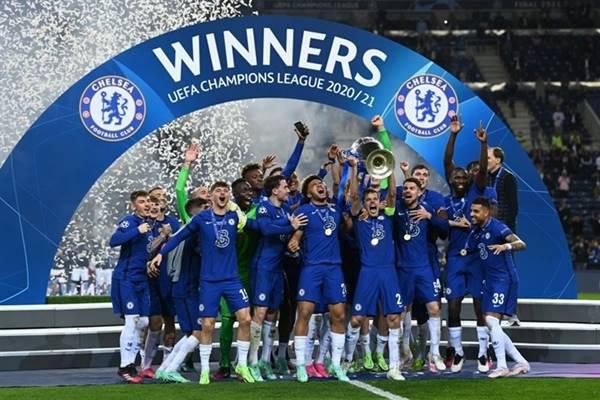 Sao Chelsea có duyên với cúp Champions League