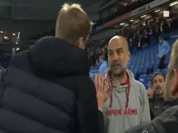 Tin thể thao 19/5: Pep Guardiola hành động lạ sau trận thua Brighton