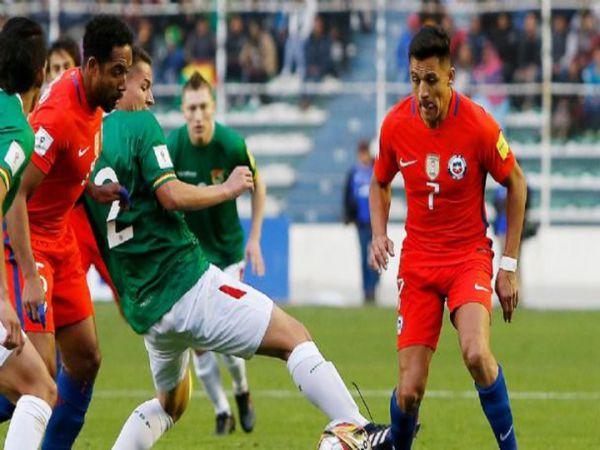 Nhận định tỷ lệ Chile vs Bolivia, 8h30 ngày 9/6 - Vòng loại World Cup